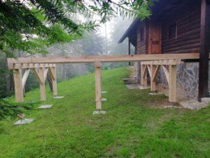 Izdelava terase